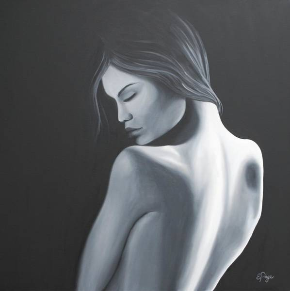 Painting - Introspection by Emily Page