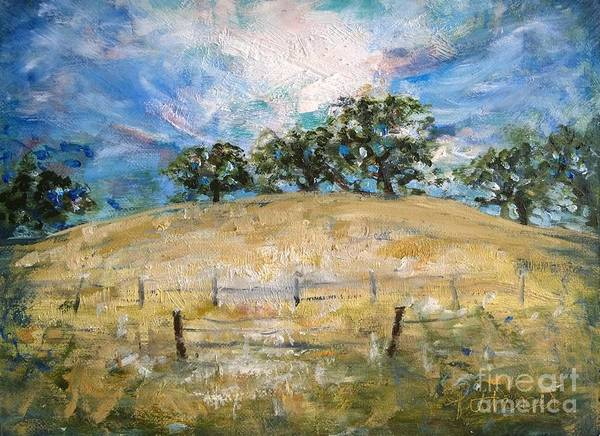 Painting - Intuition by Lori Pittenger