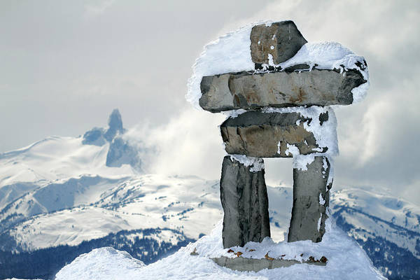 Photograph - Inukchuk Whistler by Pierre Leclerc Photography