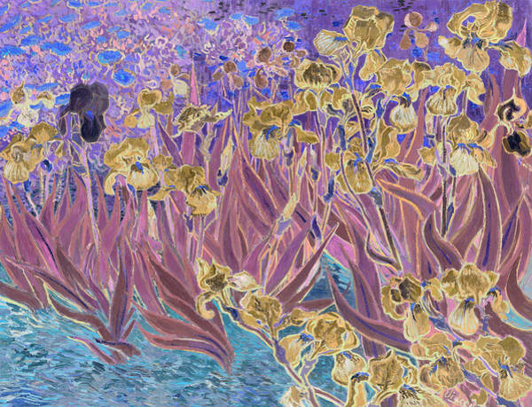Digital Art - Inv Blend 6 Van Gogh by David Bridburg