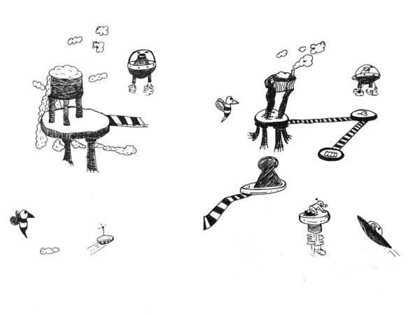 Invasion Mini-series 5-6 Art Print