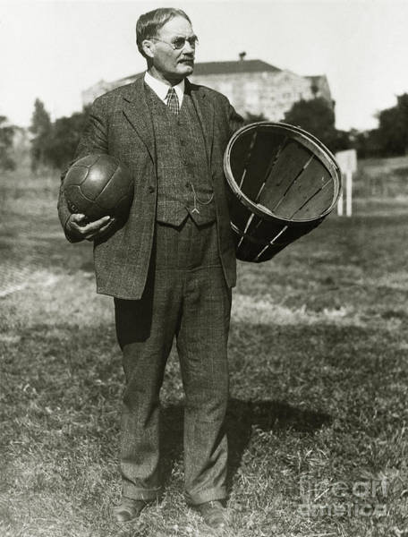 Inventor Photograph - Inventor Of Basketball by Jon Neidert