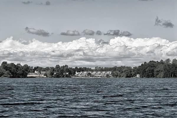 Digital Art - Invermara Bay by JGracey Stinson
