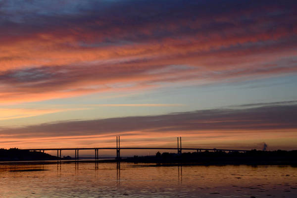 Photograph - Inverness Dawn by Gavin MacRae