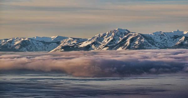 Inversion Tahoe Art Print