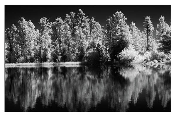 Photograph - Invisible Reflection by Brian Duram