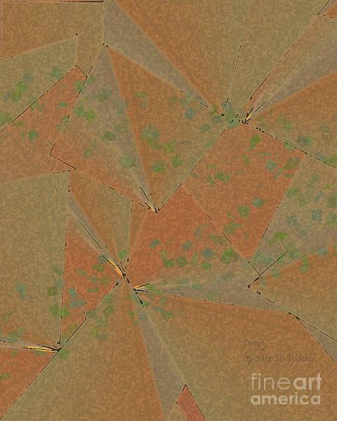 Digital Art - Inw_20a6150 Savory by Kateri Starczewski