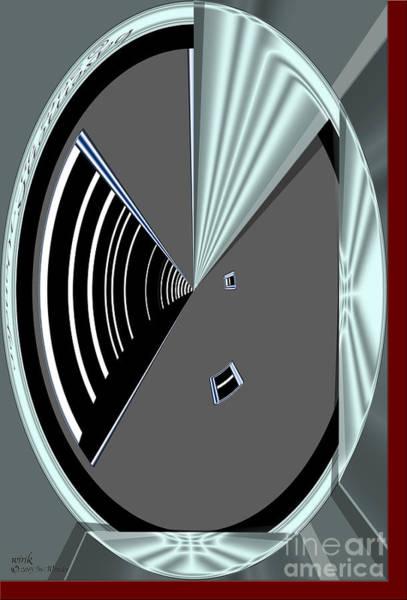Digital Art - Inw_20a6469_wink by Kateri Starczewski
