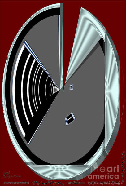 Digital Art - Inw_20a6470_wink by Kateri Starczewski