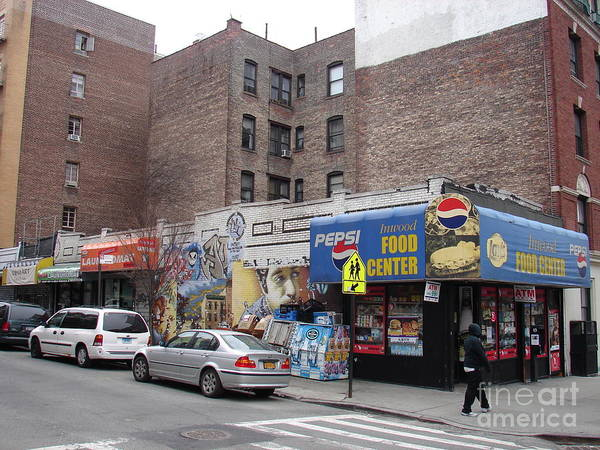Photograph - Inwood Food Center  by Cole Thompson