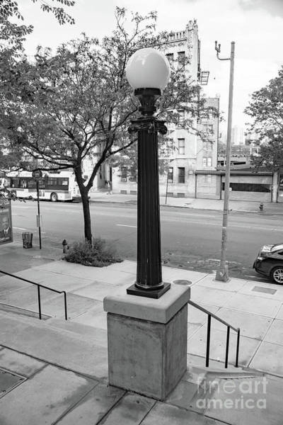 Photograph - Inwood Lamppost by Cole Thompson