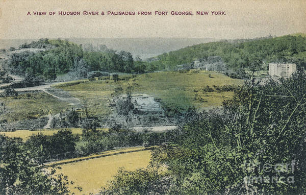 Photograph - Inwood Postcard by Cole Thompson