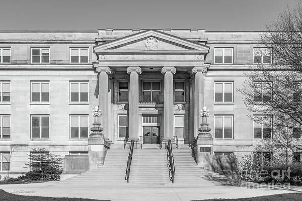 Photograph - Iowa State University Curtiss Hall by University Icons