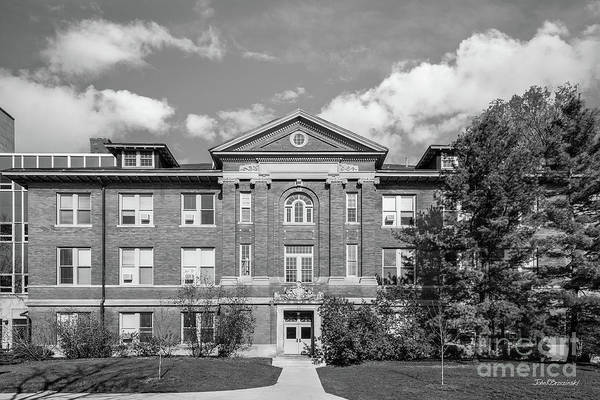 Photograph - Iowa State University East Hall by University Icons