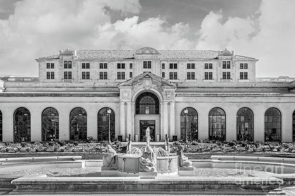 Photograph - Iowa State University Memorial Union by University Icons