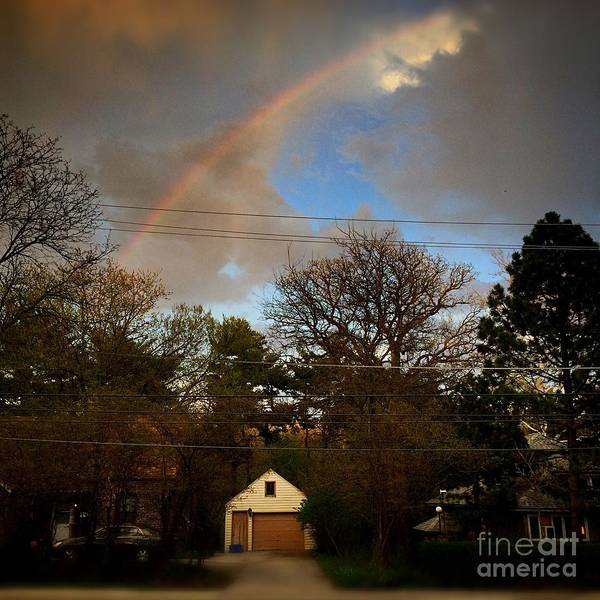 Photograph - iPhones and Rainbows  by Frank J Casella