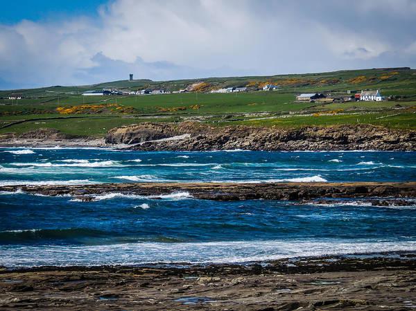 Photograph - Ireland's Wild Atlantic Way Near Liscannor by James Truett