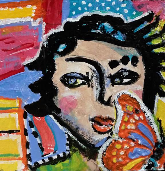 Irene - Vivid Vixen 9 Art Print