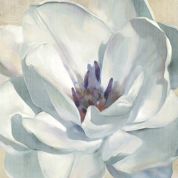 Wall Art - Painting - Iridescent Bloom 1 by Carol Robinson