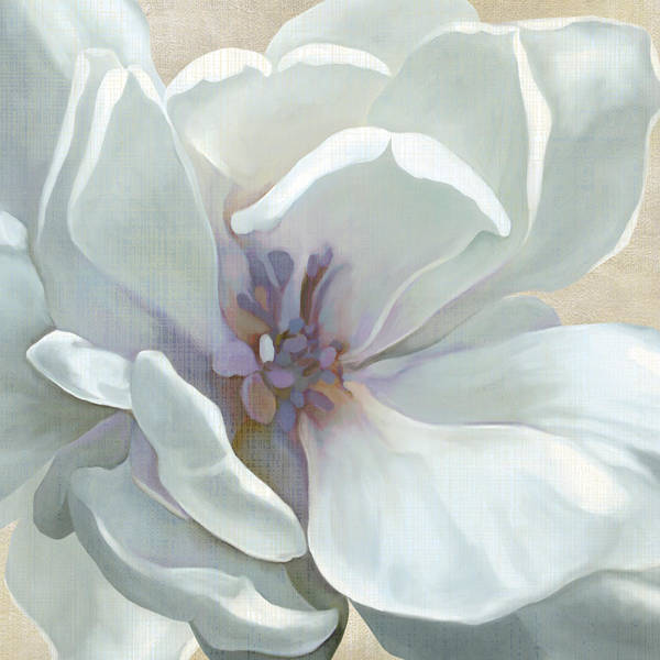 Wall Art - Painting - Iridescent Bloom 2 by Carol Robinson