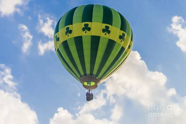 Photograph - Irish Ballooning by Anthony Sacco