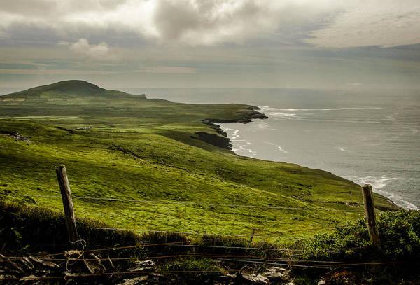 Gleeson Photograph - Irish Coastline by Fergal Gleeson