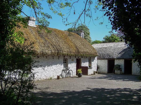 Wall Art - Photograph - Irish Cottage by Teresa Mucha