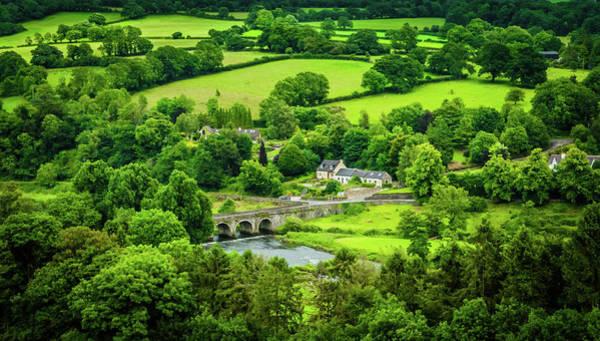 Gleeson Photograph - Irish Countryside by Fergal Gleeson