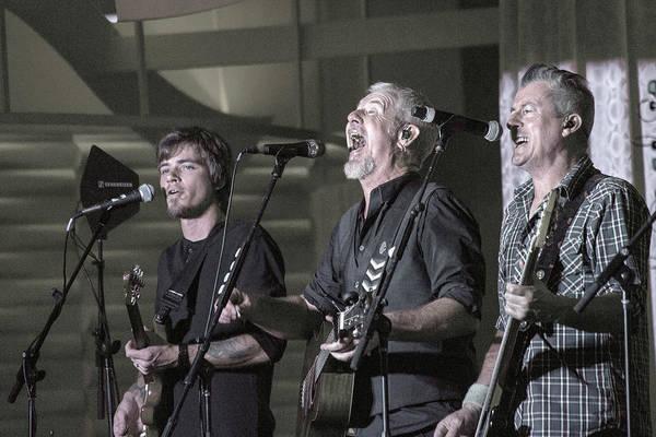 Live Bands Photograph - Irish Music Perfect by Betsy Knapp