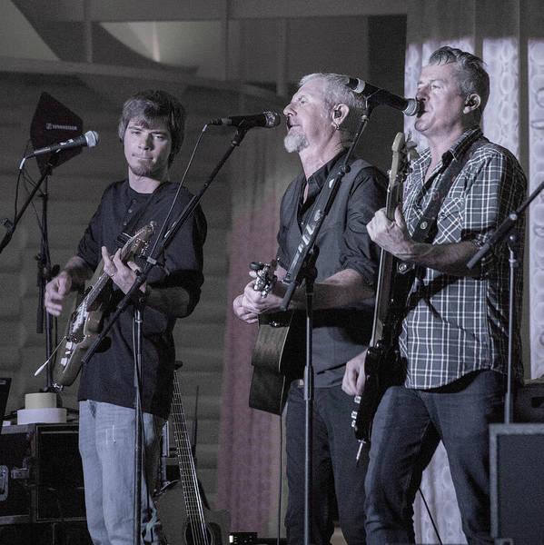 Live Bands Photograph - Irish Rhythm And Rhyme  by Betsy Knapp