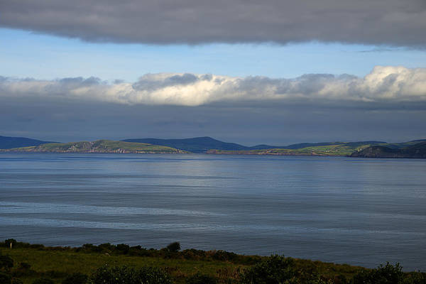 Photograph - Irish Sky - Ring Of Kerry, Dingle Bay by Enrico Pelos