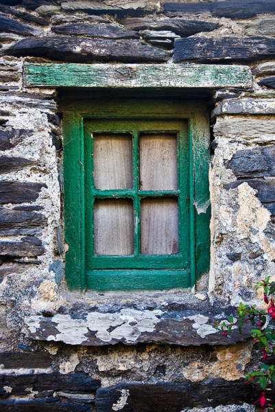 Wall Art - Photograph - Irish Window by Patrick  Flynn