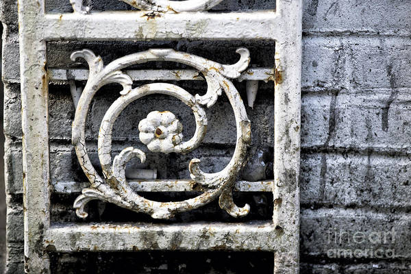 Wall Art - Photograph - Iron Details In New York City by John Rizzuto