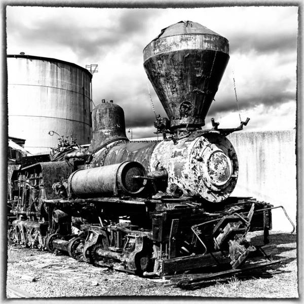 Photograph - Iron Horse by Ghostwinds Photography