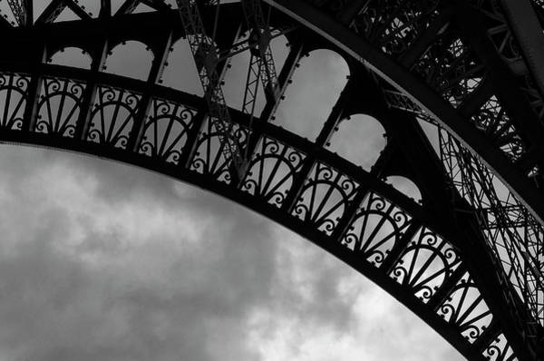 Photograph - Iron Lattice 2 by Pablo Lopez