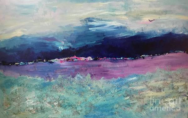 Okanagan Valley Painting - Irreplaceable  by Sherry Harradence