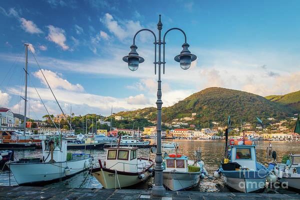 Photograph - Ischia Porto by Inge Johnsson