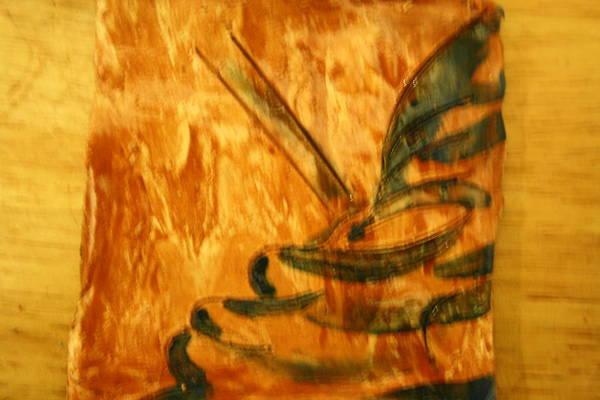 Ceramic Art - Ishmael - Tile by Gloria Ssali