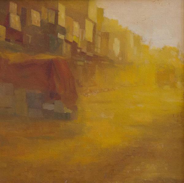 Interaction Painting - Ishraq by Ussama Bin Naveed