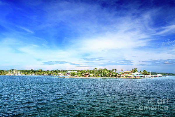 Photograph - Isla Carenero Colors At Bocas Del Toro by John Rizzuto