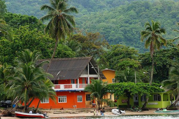 Panama Photograph - Isla Grande by Iris Greenwell