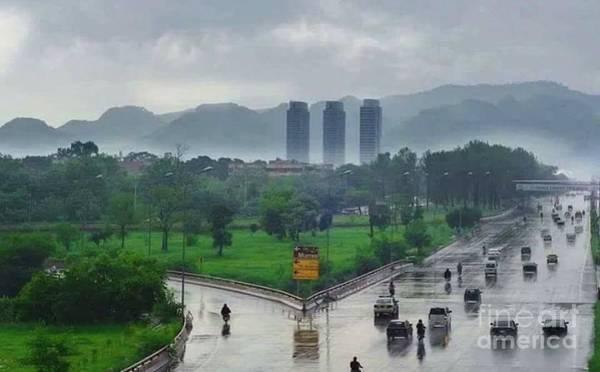 Photograph - Islamabad by Sajid Ch