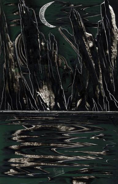 Painting - Island Awaits by Jason Girard