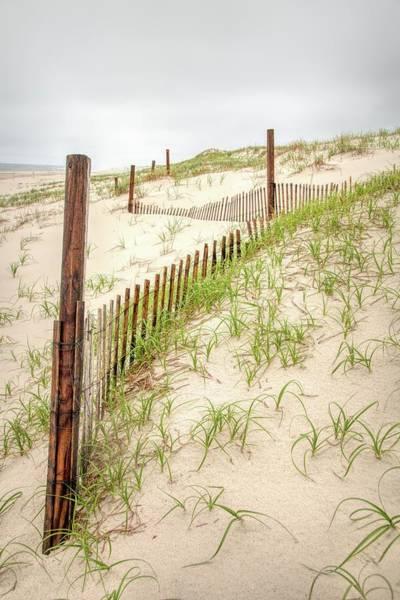 Photograph - Island Beach Dunes by Kristia Adams