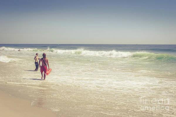 Wall Art - Photograph - Island Beach Lifeguard by Colleen Kammerer
