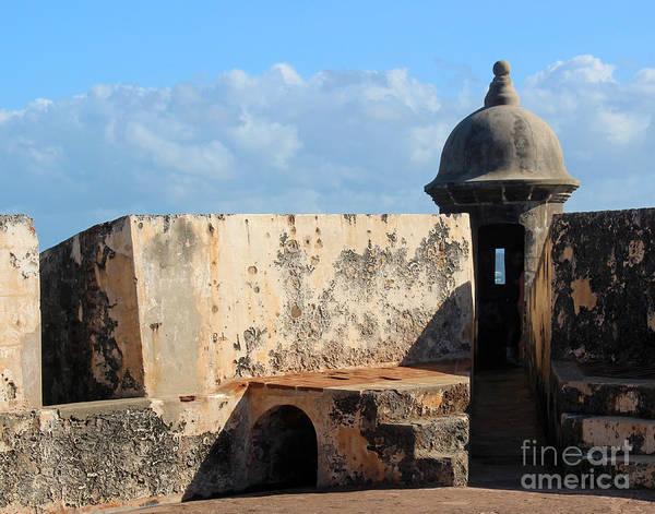 El Toro Photograph - Island Fortress by Cheryl Del Toro
