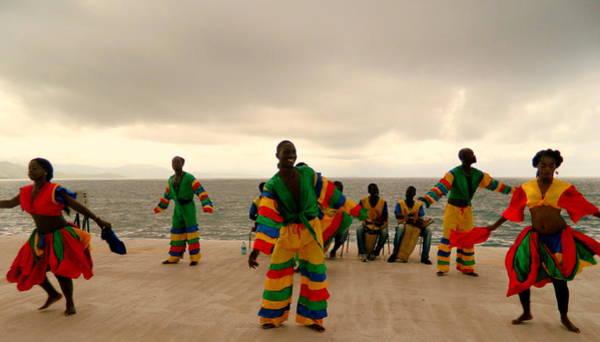 Greeters Photograph - Island Greeters by Arlane Crump