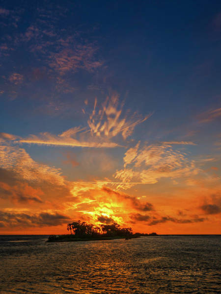 Wall Art - Photograph - Island In The Sun by Marvin Spates