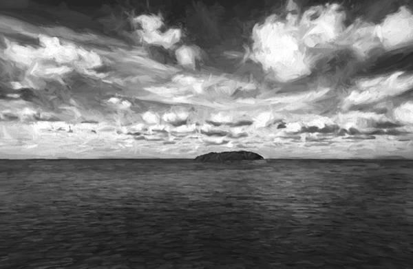 Digital Art - Island Mangrove IIi by Jon Glaser