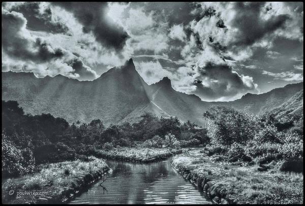 Photograph - island Moorea by Paul Vitko